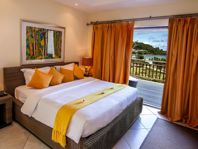 Junior Suite Valmer Resort, Seychelles