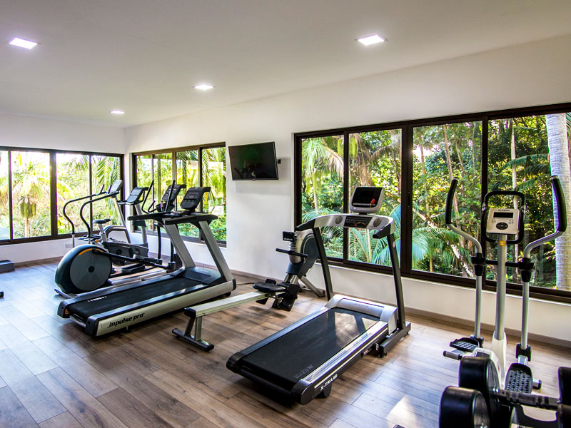 fitness centre seychelles